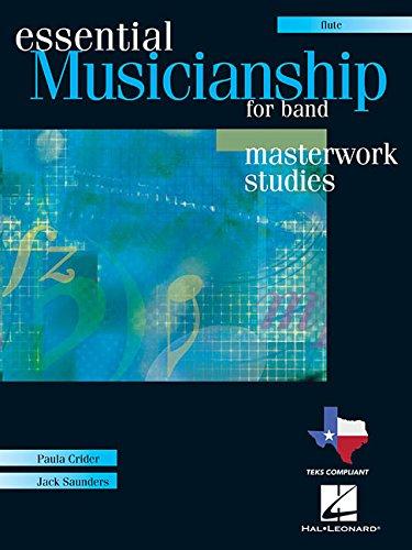 9780634088568: Essential Musicianship for Band - Masterwork Studies: Flute