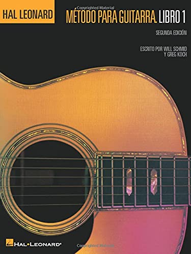 9780634088780: Hal Leonard Metodo Para Guitarra/hal Leonard Guitar Method.: Libro 1/book 1