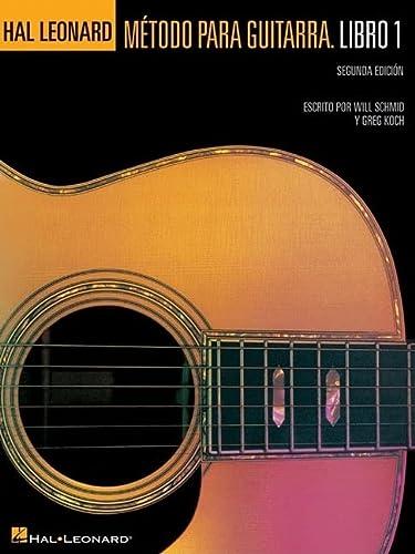 9780634088780: Spanish Hal Guitar Method Book 1 2nd edition