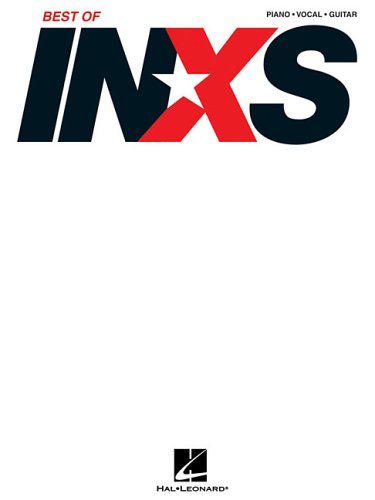 9780634089169: Best of INXS (Piano/Vocal/Guitar Artist Songbook)