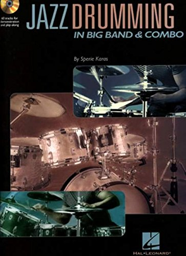 9780634089183: Jazz Drumming in Big Band & Combo