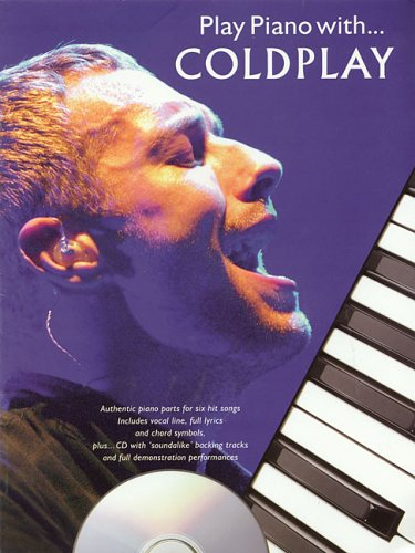 9780634089237: Play Piano with Coldplay (Piano/Vocal/Guitar Artist Songbook)