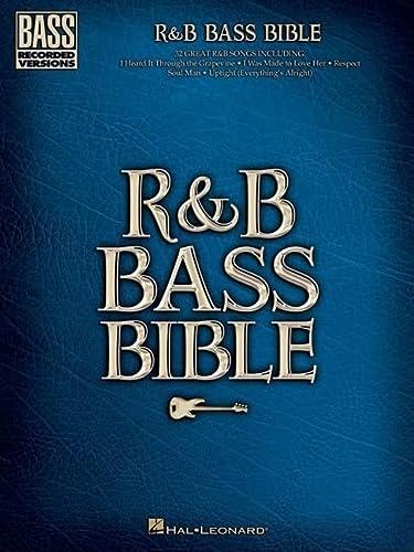 9780634089268: R&B Bass Bible