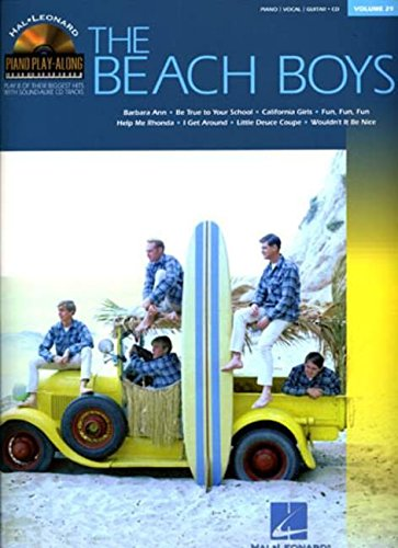 9780634089671: The Beach Boys: Piano Play-Along Volume 29 (Hal Leonard Piano Play-Along)