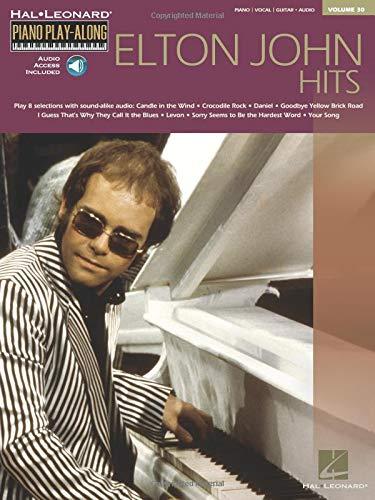 9780634089688: PPA V.30 ELTON JHON HITS+CD (Piano Playalong)