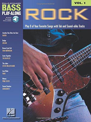 9780634089978: Rock Bass Play-along: 1