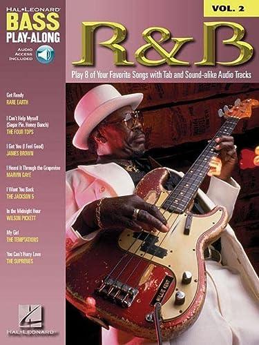 9780634089985: R&B: Bass Play-Along Volume 2 (Hal Leonard Bass Play-Along)