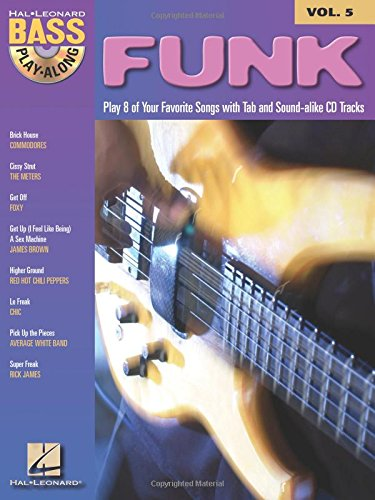 9780634090066: Funk: Play 8 of Your Favorite Songs With Tab and Sound-alike Cd Tracks: 5