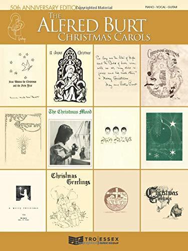 The Alfred Burt Christmas Carols: 50th Anniversary Edition (Paperback)