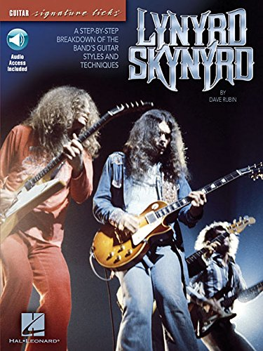 9780634090226: Lynyrd Skynyrd: A Step-By-Step Breakdown of the Band's Guitar Styles and Techniques (Guitar Signature Licks)