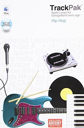 9780634090592: Hip-Hop Trackpak: Apple Loops for GarageBand and Logic
