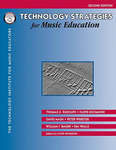 9780634090608: Technology Strategies for Music Education