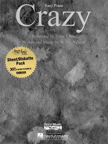 9780634090868: Crazy: Easy Piano (You Are the Artist)