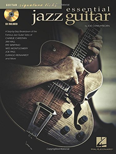 9780634090950: Essential Jazz Guitar (Guitar Signature Licks)