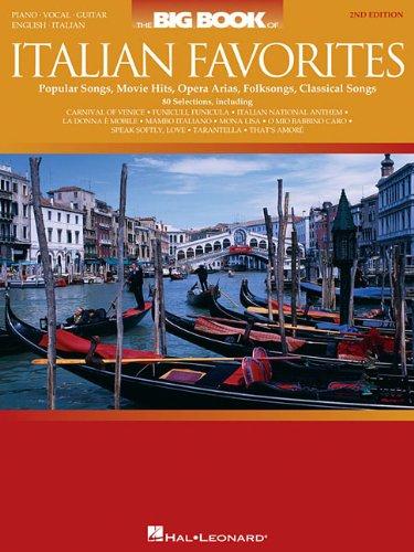 9780634090967: The Big Book of Italian Favorites (Big Books of Music)
