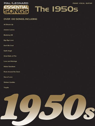 9780634091049: Essential Songs - The 1950s