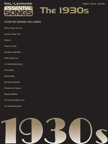 9780634091063: Essential Songs - The 1930s