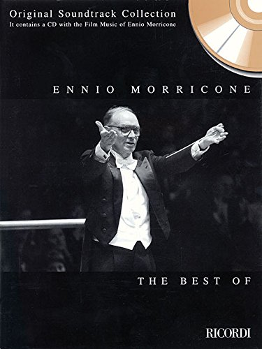 9780634091117: ENNIO MORRICONE THE BEST OF PIANO WITH CD