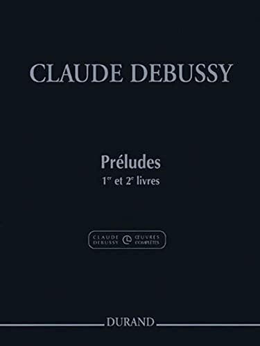 9780634091254: Preludes - Books 1 and 2 [Lingua inglese]