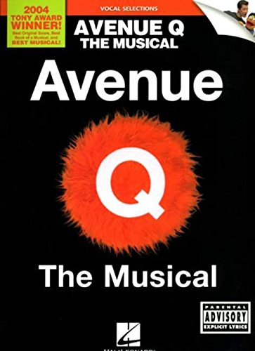 9780634091421: Avenue Q: The Musical, Vocal Selections