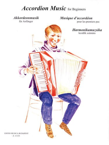 9780634091711: Accordion Music for Beginners