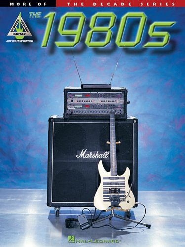 9780634091728: More of the 1980s: The Decade Series for Guitar
