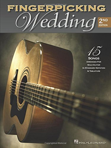 9780634092084: Fingerpicking Wedding: 15 Songs Arranged for Solo Guitar in Standard Notation and Tab
