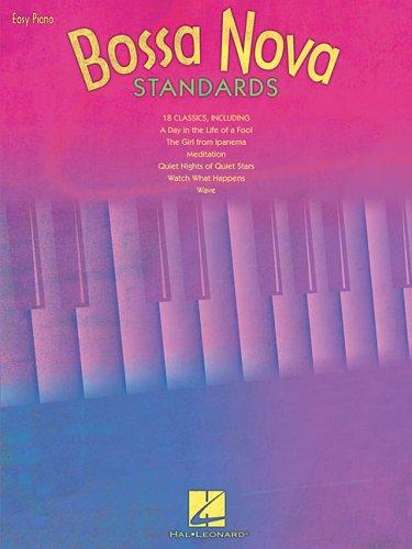 9780634092596: Bossa Nova Standards: Easy Piano
