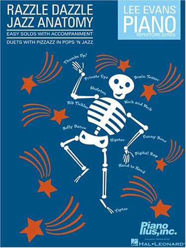 Razzle Dazzle Jazz Anatomy: Duets with Pizzazz