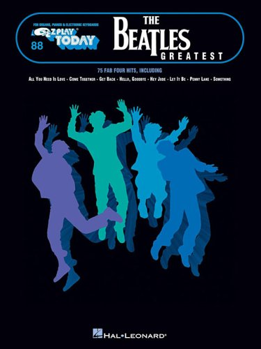 9780634093241: The Beatles' Greatest: E-Z Play Today Volume 88
