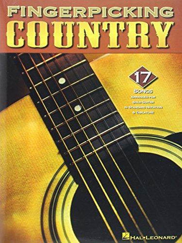 9780634093418: Fingerpicking Country