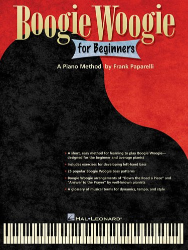9780634093470: Boogie Woogie for Beginners