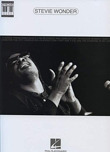 9780634094859: Stevie Wonder