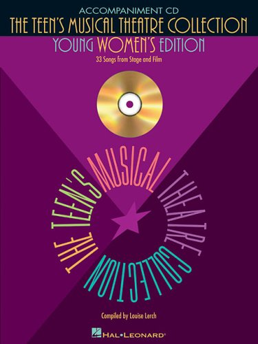 9780634094880: The Teen's Musical Theatre Collection: Young Women's Edition