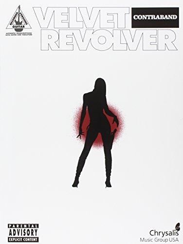 9780634095146: Velvet Revolver - Contraband