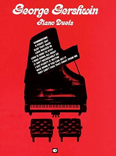 9780634095641: Gershwin Piano Duets