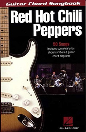9780634096488: Red Hot Chili Peppers (Guitar Chord Songbooks)