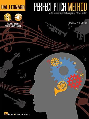 9780634097782: Hal Léonard Perfect Pitch Method Livre Sur la Musique +CD