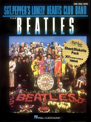 9780634098345: The Beatles - Sergeant Pepper's Lonely Hearts Club Band