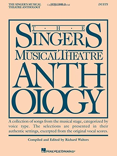 Singer's Musical Theatre Anthology Duets