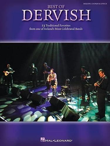 9780634098826: Best of Dervish: Melody/Lyrics/Chords