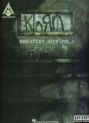9780634099014: Korn - Greatest Hits Vol. 1 (Guitar Recorded Versions)