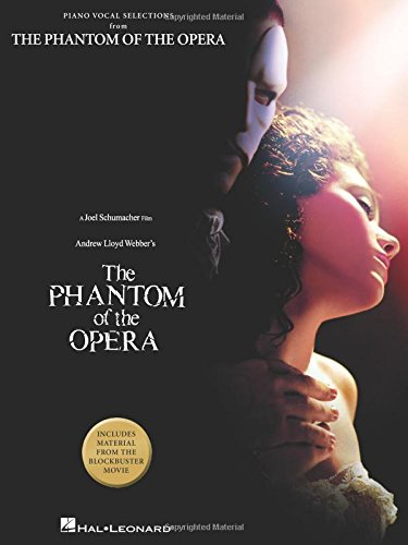 9780634099090: The Phantom of the Opera - piano vocal Selections