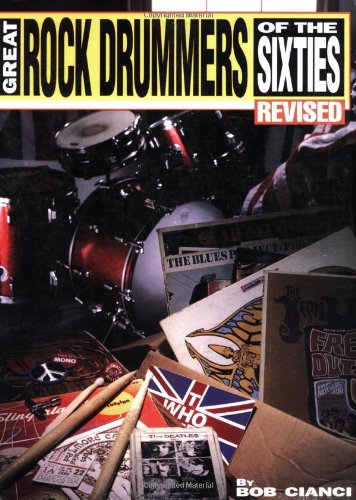 9780634099250: Great Rock Drummers of the Sixties (Book)