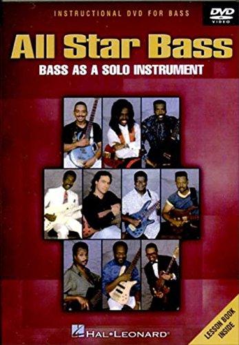 9780634099649: All Star Bass: Bass As a Solo Instrument