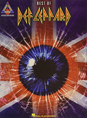 9780634099700: Best of Def Leppard (Guitar Recorded Versions)