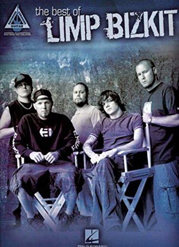 9780634099717: THE BEST OF LIMP BIZKIT (GUITAR RECORDED VERSIONS) TAB: For Guitar TAB