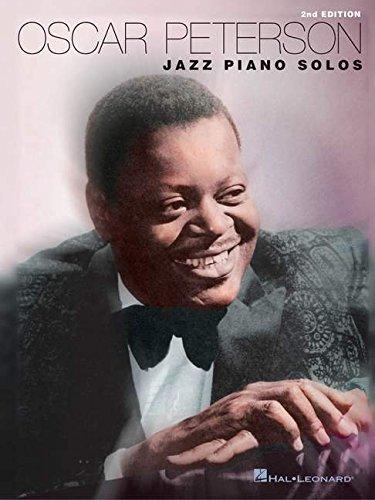 9780634099847: Oscar Peterson - Jazz Piano Solos