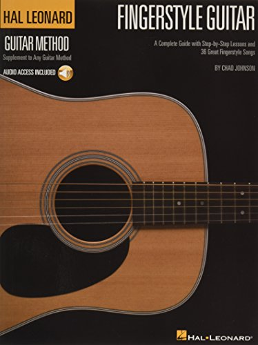 9780634099953: Fingerstyle Guitar Method: A Complete Guide with Step-by-Step Lessons and 36 Great Fingerstyle Songs (Hal Leonard Guitar Method Book & Online Audio(Songbooks)) (Hal Leonard Guitar Method (Songbooks))