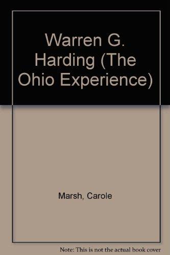 9780635004482: Warren G. Harding (The Ohio Experience)